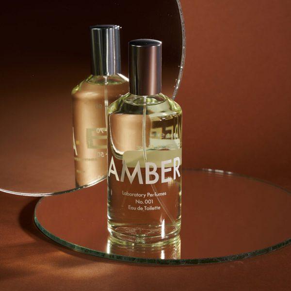 Laboratory Perfume Amber