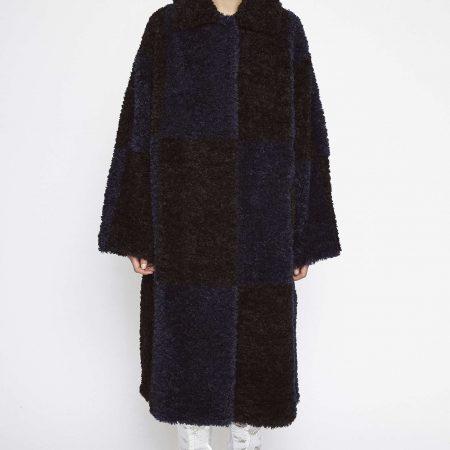 Stand Studio Faux Fur Cleo Coat