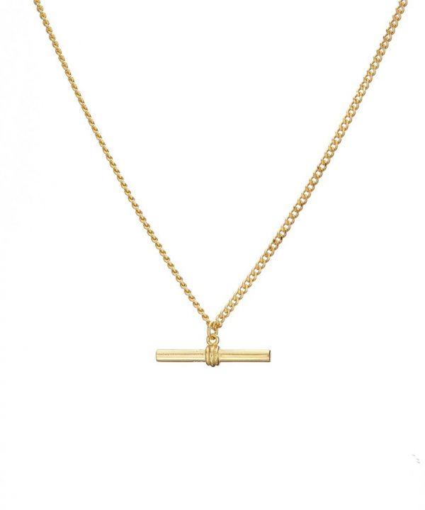 t bar necklace