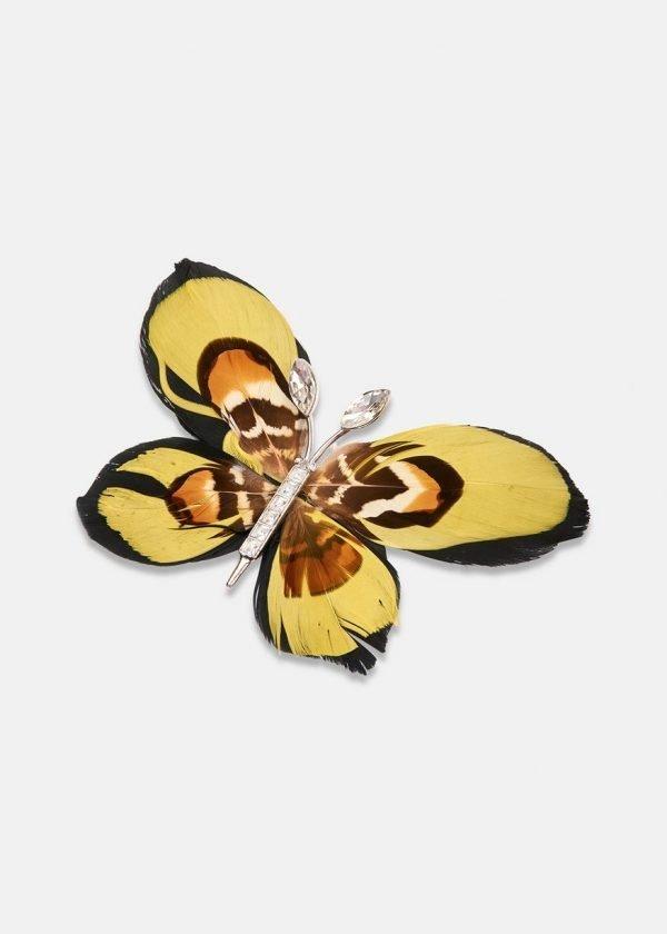 butterfly broche