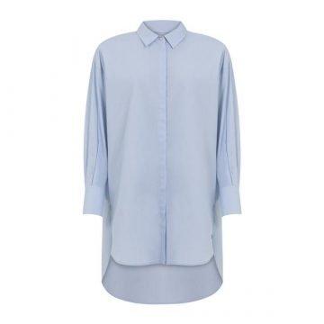 oxford blue shirt